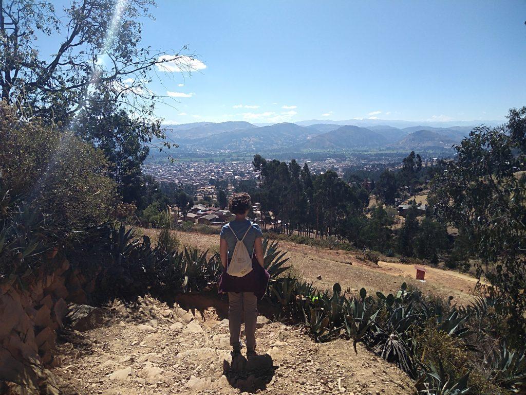 Während dem Freiwilligendienst bleibt auch viel Zeit, um die Umgebung von Cajamarca zu erkunden